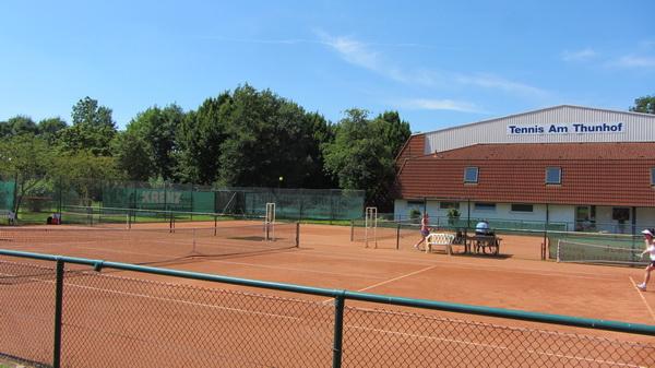 TCSN-Tennisplatz-Halle