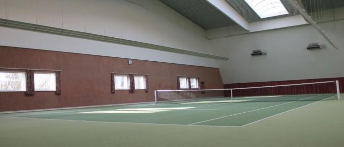 Tennishalle Paderborn