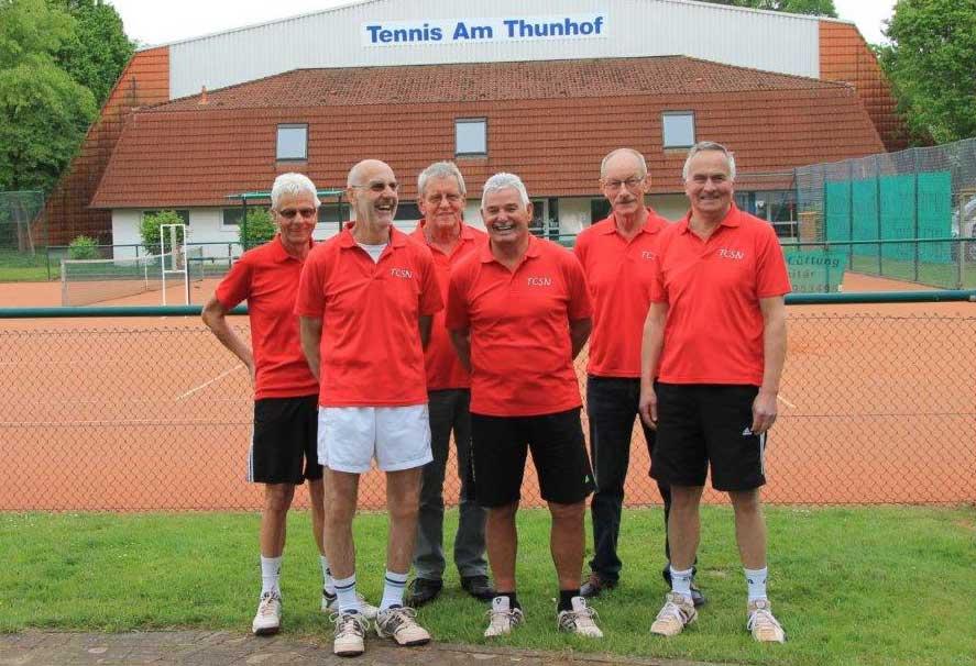 TCSN_70-Mannschaft