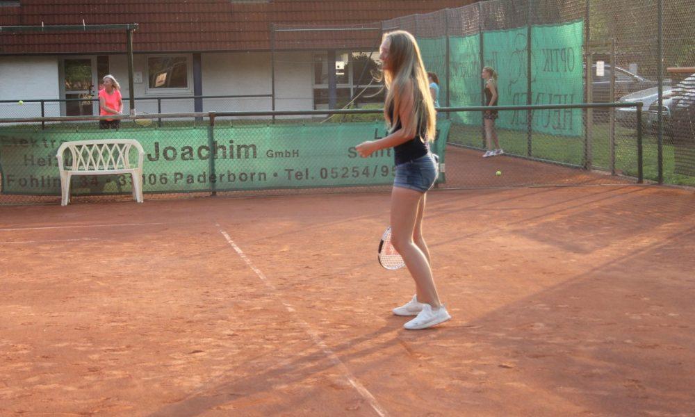 Emily Zajonz Tennis Damen U15